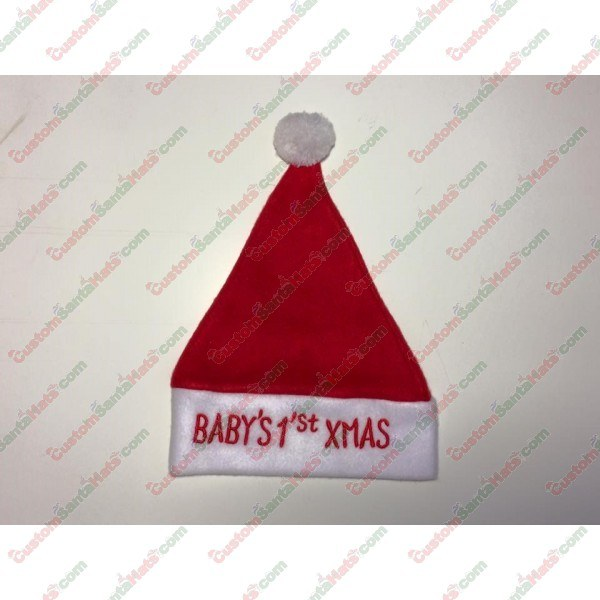 Baby 1st Xmas Hat