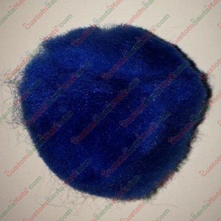 """2"""" Royal Blue Pom Pom"""