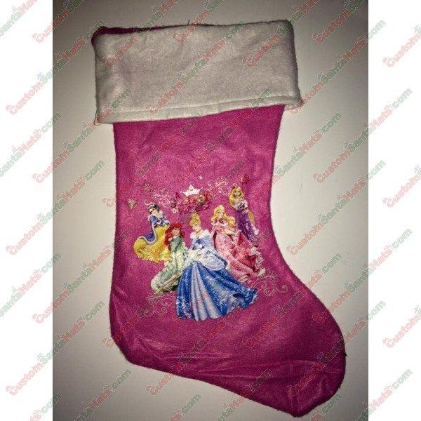 Disney Princess Pink Stocking