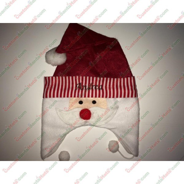 Kids Santa Claus Santa Hat