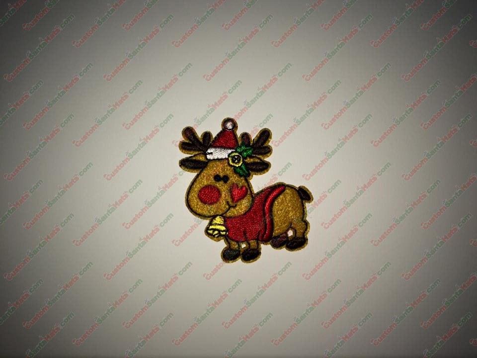 Baby Reindeer Decoration