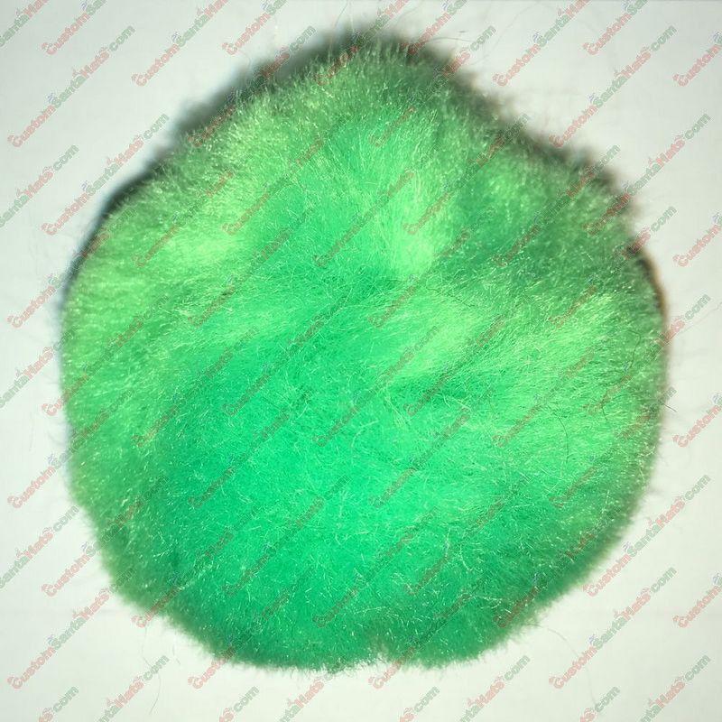 """2"""" Light Green Pom Pom"""