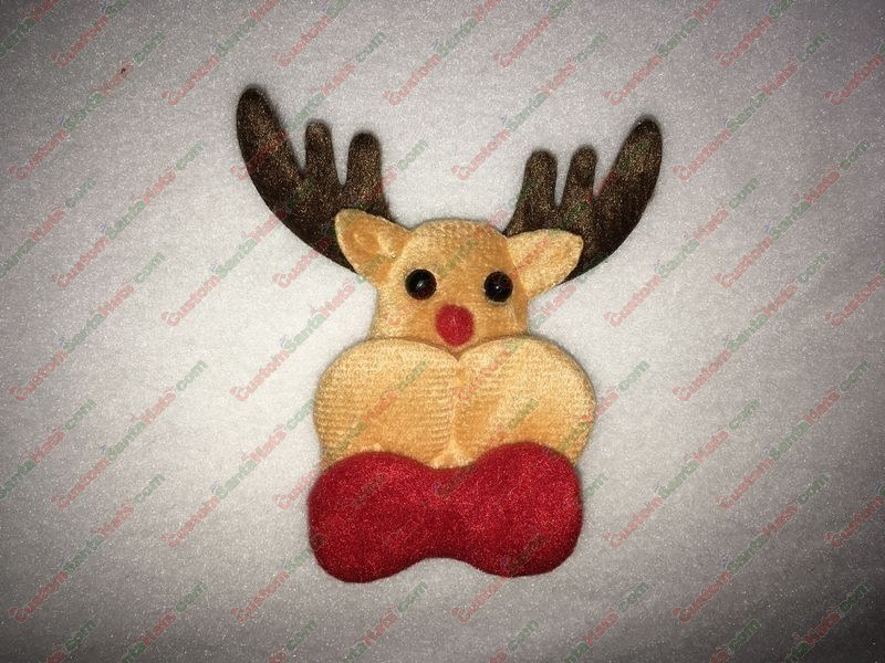 Reindeer Tan With Bow