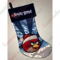 Angry Birds Stocking Blue