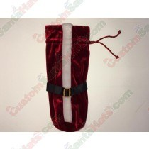 Santa Bottle Holder 1