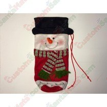 SnowMan Bottle Holder 1