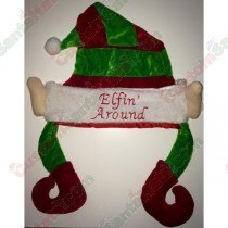 Elfin' Around Elf Hat