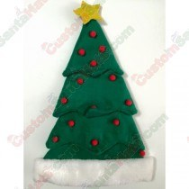Christmas Tree Shaped Santa Hat