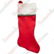 2 1/2 Foot Large Stocking Red