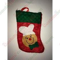 Mini Gingerbread Man Stocking