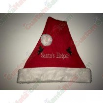 Santa's Helper Santa Hat