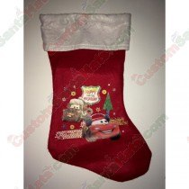 Disney Cars Theme Stocking
