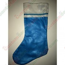 Light Blue Felt Stocking