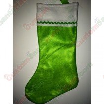 Light Green Felt Stocking