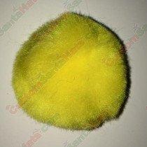 """2"""" Yellow Pom Pom"""