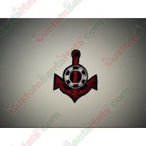Red Anchor Patch