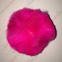 "2"" Hot Pink Pom Pom"