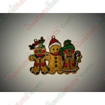 Gingerbread Men Decoration
