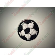 Soccer Ball Patch