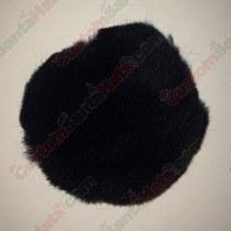 """2"""" Black Pom Pom"""