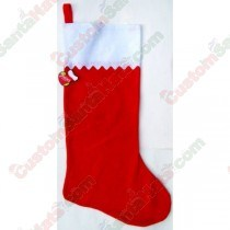 3 Foot Large Stocking Red