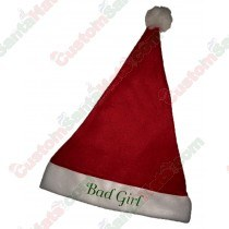 Bad Girl Santa Hat