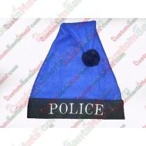 POLICE Santa Hat