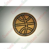 Basket Ball Patch