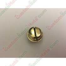 Small Gold Bell 3 Pack
