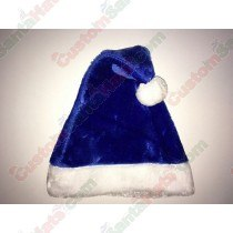 Blue Santa Hat Plush