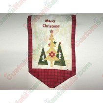 Merry Christmas Table Runner
