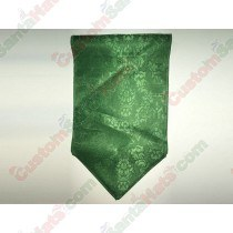 "Green 72"" Table Runner"