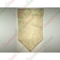 "Tan 72"" Table Runner"