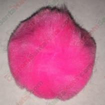 """2"""" Pink Pom Pom"""