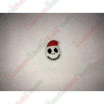3D Skeleton Santa