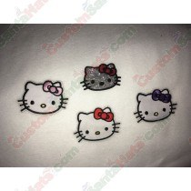 Hello Kitty Patch (Choose Color)