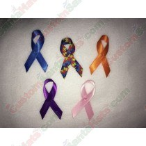 Cancer/Support Ribbons (Choose Color)