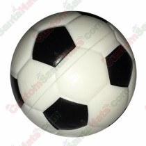 Soccer Ball Pom Pom