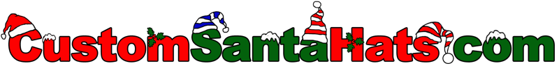 Custom Santa Hats